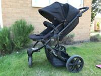 Britax b smart 3 wheel pushchair *REDUCED*