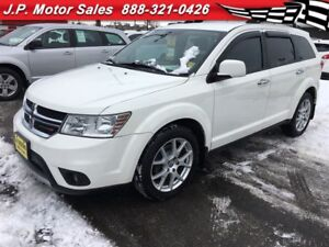 2012 Dodge Journey R/T, Automatic, Leather, AWD
