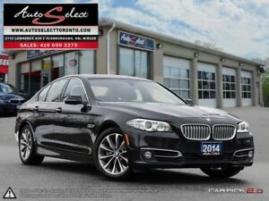 2014 BMW 528i xDrive AWD ONLY 91K! **TECHNOLOGY PKG** CLEAN C...