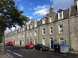 Quality top floor 1 bedroom flat Bedford Road, Aberdeen.