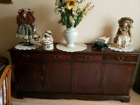 Dining Table And Six Chairs For Sale