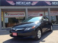 2012 Honda Civic LX 5 SPEED A/C CRUISE CONTROL ONLY 87K