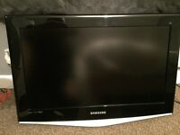 Samsung 26inch tv with remote. Great condition. No stand or wall mount