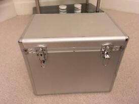 Aluminium 1000 CD / DVD Storage Case