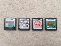 4 Classic Nintendo DS games