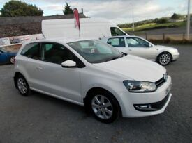 2012 VW POLO 1.2 MATCH FSH EXCELLENT CAR DRIVING AS NEW WARRANTY