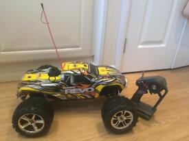 Traxxas Revo 3.3 RC Nitro car
