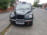 FOR SALE TAXI LTI TX2 AUTO WITH 12 MONTH STOCKPORT PLATE