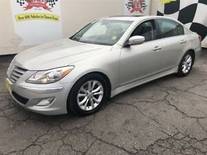 2012 Hyundai Genesis Sedan 3.8, Automatic, Leather, Sunroof, Onl