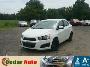 2012 Chevrolet Sonic LT SOLD