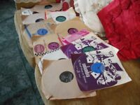 12 original 78's (all good condition) All variouse Artists