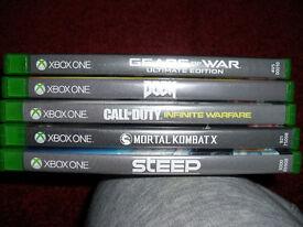 xbox 1 games bargain