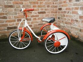 Small Vintage style? Tricycle