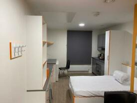 FULLY FURNISHED STUDIO APARTMENT IN SHEFFIELD CITY CENTRE- £135 per week *STUDENT ACCOMMODATION*