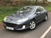 Immaculate Late 2007 Peugeot 407 1.6 Hdi S 5dr, trade in considered, credit & debit cards accepted