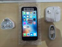 IPHONE 6 BLACK / UNLOCKED / 16 GB/ VISIT MY SHOP. / GRADE B / WARRANTY + RECEIPT