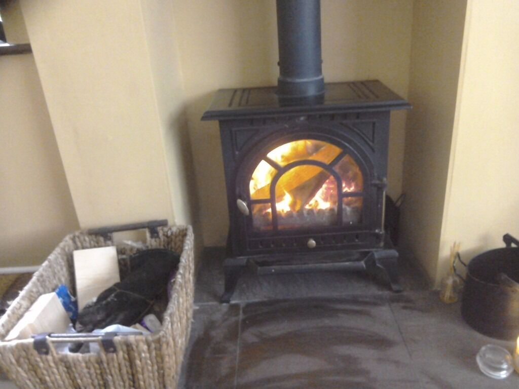 MULTIFUEL STOVE jA010,8kw,CAST IRON