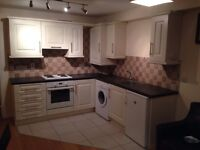 Luxury 1 bed fully furnished modern ground floor apartment / flat to rent Belfast city centre