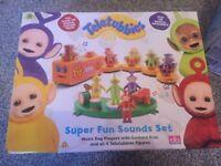 Teletubbies super fun sounds set