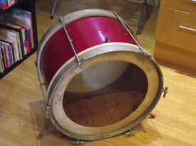Vintage John Grey 20 inch Bass Drum