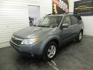 2009 Subaru Forester 2.5 X (AWD) TOIT,MAGS