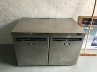 FOSTER Commercial double fridge