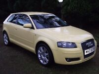 2006 Audi A3 1.6 Special Edition - 1 Year Mot