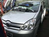 TOYOTA COROLLA VERSO VVTI T3 S-A 2004- FOR PARTS ONLY