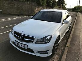 Mercedes-Benz C Class 2.1 C250 CDI BlueEFFICIENCY AMG Sport 7G-Tronic 125 Edition
