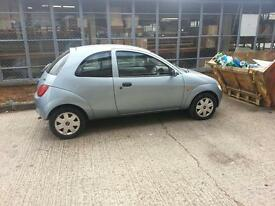 ford ka 2006 low milage
