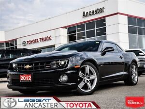 2012 Chevrolet Camaro 2SS WITH ONLY 22218 KMS!!