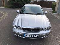 2005 Jaguar X-Type 2.0 D Classic 4dr 1 Owner Car Warranted Low Mileage @07445775115