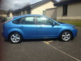 **Must see** Blue Ford Focus 1.6 zetec SALE OR SWAP