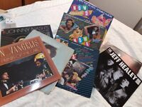 Lp and 12inch records VINYLS