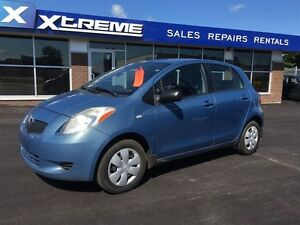 2008 Toyota Yaris LE/ AFTERMARKET STERIO/ CAR-PROOF ATTACHED