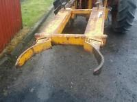 Forklift drum barrel lifter 205 litres 45 gallon