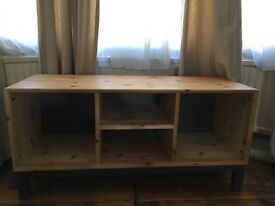 IKEA Nornas TV unit/bench with storage