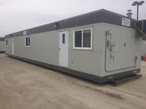 Modular trailer *** 2018 special *** modular skid 684981  Home farm office building
