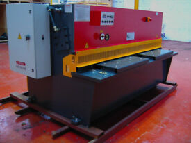 CARTER 3200 x 6.5mm NC Hydraulic Guillotine Sheet Metal Shear