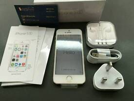 iPhone 5S unlocked sealed brand new pristine mint condition