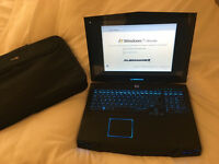 ALIENWARE M17X GAMING LAPTOP, 2.26 GHz, INTEL CORE i7,8 GB RAM + FREE BAG, L@@K!