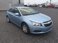 2011 Chevrolet Cruze LT Turbo MAGS 16'' BLUETOOTH CRUISE CONTROL