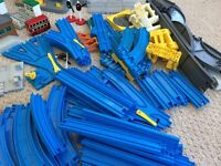 Thomas the tank engine road and rail set plus engines, big collection, excellent condition