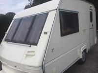 Ace caravan