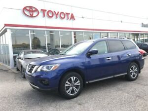 2017 Nissan Pathfinder SV, 7 Seater, AWD, Carproof Clean, Alloy