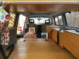 VW T25 Campervan, Bilbo conversion, good condition, water-cooled