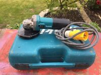 Makita angle grinder 9554NB 115mm 110v 710w