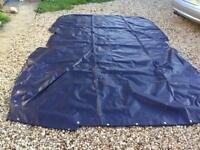 Sealine s28 tonneau cover as new