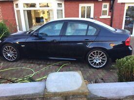 BARGAIN! £2000 - 2008 BMW 3 Series 320 Edition M Sport (Timing Chain Broken)