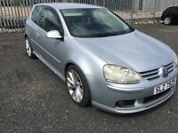 2006 Volkswagen Golf GT TDI (trade in to clear)